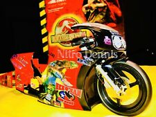 NHRA Antron Brown 1:9 Diecast JURASSIC PARK Pro Stock Bike ACTION Motorcycle 01