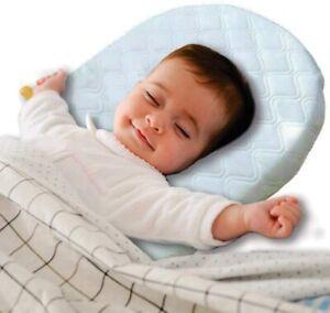 Baby Wedge Pillow Anti Reflux Sleep Safety Cushion Bassinet Pram Crib Cot Bed