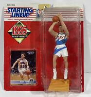 NBA Cavalier #25 Mark Price Basketball Figure Starting Lineup 1995 Edition NOS