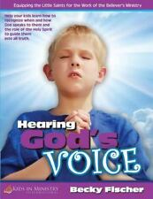 Hearing God's Voice (for Kids) : Children's Church Curriculum for Ages 6-12...