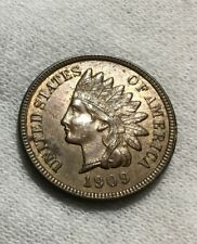 1909 INDIAN HEAD CENT  - BU/UNC.   INV#6724