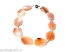Bijoux lithotérapie  collier  pierre agate    necklace