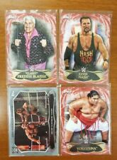 2015 TOPPS WWE UNDISPUTED CAGE EVOLUTION MOMENTS CENA/ROLLINS CEM-20 #03/25