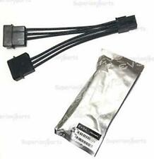 EVGA 4 Pin MOLEX to 6 Pin PCIE Power Cable W000-00-00144  SEALED
