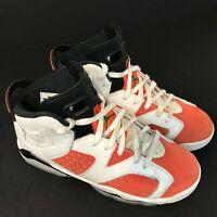 Air Jordan 6 Retro BG Gatorade Like Mike Size 6Y Boys 384665-145