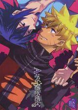 NARUTO YAOI Doujinshi ( Naruto x Sasuke ) A repatriate, NEW!! Takota