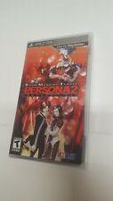 Shin Megami Tensei: Persona 2 - Innocent Sin New Sealed (PSP) Limited Ed. Rare!