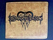 Kingdom Hearts Wallet Handbag Mens Kids DS 3DS Sora Keyblade PS4 Xbox Wii *Aus*
