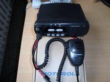 TWO WAY RADIO MOTOROLA GM340 UHF 403-470 MHZ 25W 6 CHANNELS