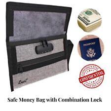 Money Bag With Lock