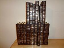Complete 15 volume THEODORE ROOSEVELT CLASSICS LIBRARY leather HUNTING OOP, ill
