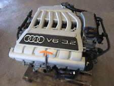 BDB V6 3.2 Motor 184KW 250PS AUDI A3 8P VW Golf 5 R32 84Tkm MIT GEWÄHRLEISTUNG