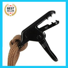 Tarp Clips Clamp Tent Awning Heavy Duty Camping Clip Set Hangers Survival Snap