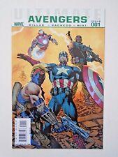 *Ultimate Avengers Volumes 1-3, 1-6 each, all Millar (18 books)