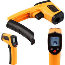 New GM320 Non-Contact LCD IR Laser Infrared Digital Temperature Thermometer Gun