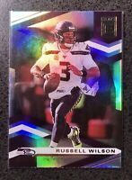 2020 Panini Donruss Elite Russell Wilson HOLO FOIL Seattle Seahawks #92 🔥