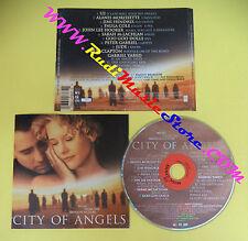 CD SOUNDTRACK City Of Angels 9362-46867-2 GERMANY 1998 no lp mc dvd(OST4)