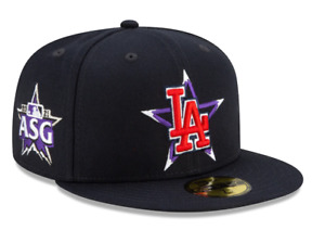 New Era 59Fifty Los Angeles Dodgers 2021 MLB All-Star Fitted Hat (Navy) MLB Cap