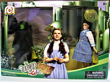 "Mego ""Wizard of Oz Dorothy & Wicked Witch"" Limited Edition 5300/10000"