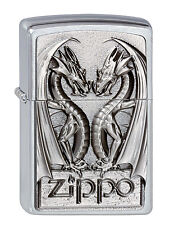 Zippo Briquet twins Dragon Heart, collection spring 2012 Nº 2002728 NEUF