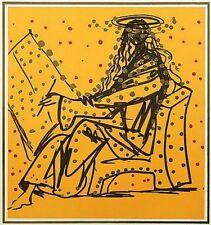 """Savador Dali   """"Merlin the Magician""""      MAKE  OFFER   #DDSTD"""