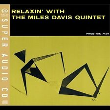 Relaxin' with the Miles Davis Quintet Hybrid SACD on Prestige EXC