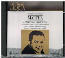 Flotow: Martha / Tagliavini, Tassinari, Molinari-Pradelli - CD