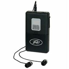 Peavey ALSR 72.9 Mhz Assisted Listening Receiver Body Pack for ALS 72.9 System