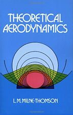 Theoretical Aerodynamics (Dover Books on Aeronautical Engineering) by L. M. M…