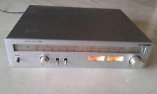 AM/FM stereo tuner WERNER T 801, working