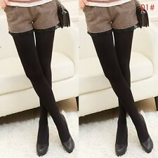 Fleece Thick Warm Legging Lined Thermal Women Winter Stretchy Slim Warmer Pants
