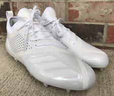 buy online f08f6 9e606 Adidas Adizero 5-Star 7.0 Football Cleats Men s Size 9.5 White CQ0316
