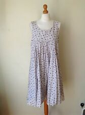 CABBAGES AND ROSES LADIES DRESS SIZE L