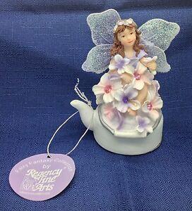 Regency Fine Arts Fairy Fantasy Collection R39720 Boxed Shop Retirement Sale
