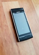 Nokia x6-00 rm-559 en Negro Vintage-phone-mobil!