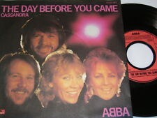 "ABBA The Day before you came & Cassandra (1982 German 7"") 6488"