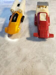 Hot Wheels Sizzlers Lot of 2 Original bodies Unrestored, Untested No Reserve