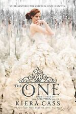 THE ONE Kiera Cass SELECTION TRILOGY # 3  (2014) NEW book teen royalty series pb