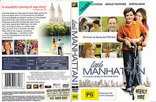 Little Manhattan-2008-Josh Hutcherson-Movie-DVD