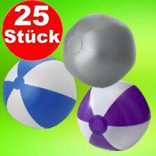 25 x Wasserball Strand Spielzeug Urlaub Wasser Ball Schwimmen Wasserbälle