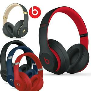 BTS Studio 3 Wireless Noise Cancelling Headphones Bluetooth With Mic Over-Ear'