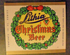 LITHIA CHRISTMAS BEER WISCONSIN