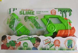 Nickelodeon Slime Hyper Blaster super soaked toy gun Pack Brand New Summer Toy