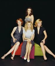 SEX AND THE CITY - TV SHOW CAST PHOTO #579