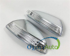 New 1649061300/400 A Pair Door Mirror Turn Signal Lamps For MB ML GL W164 09-10