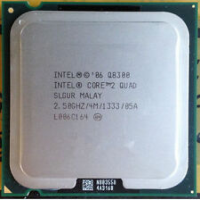 Intel Core 2 Quad Q8300 CPU procesador | 2.5GHz | 4MB | 1333MHz | LGA775