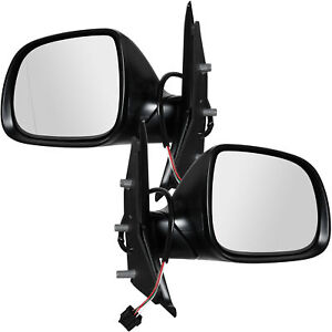 Außenspiegel Set für VW T5 Bj. 10->> elekrisch 5-PIN beheizbar Convex