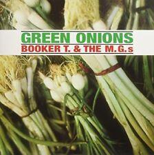 Booker T & The M.G.s - Green Onions 180G Vinyl LP - Gatefold Sleeve (New/Sealed)