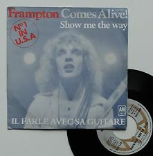 """SP Peter Frampton  """"Comes alive ! - Show me the way"""""""