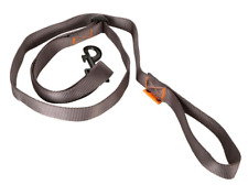 DOG LEAD SOLOGNAC 100 - GREY 1.5M Dog Leash Gray Dog Lead long Dog Leash Lead